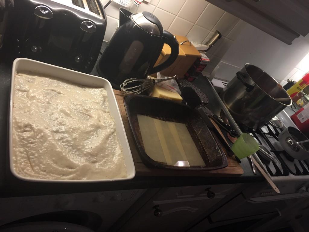 Lasagne - layers